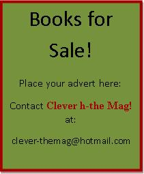 Books for sale? - Advertise at Clever H.