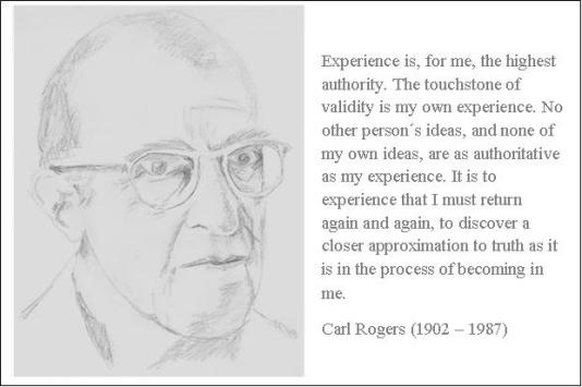 Carl Rogers Quote Editorial
