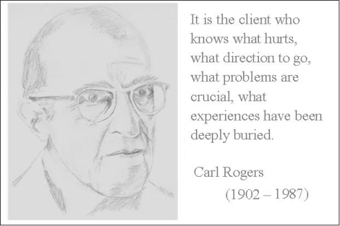 Carl Rogers Quote for who was Carl Rogers