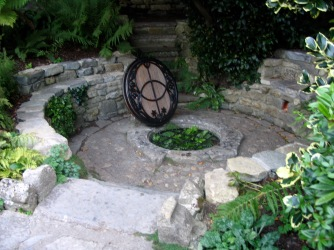 Chalice Wells as a portal