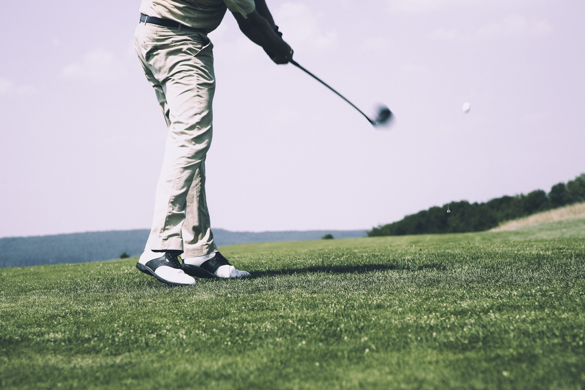 Socially distanced sports…golf or tennis anyone? Beware of injury