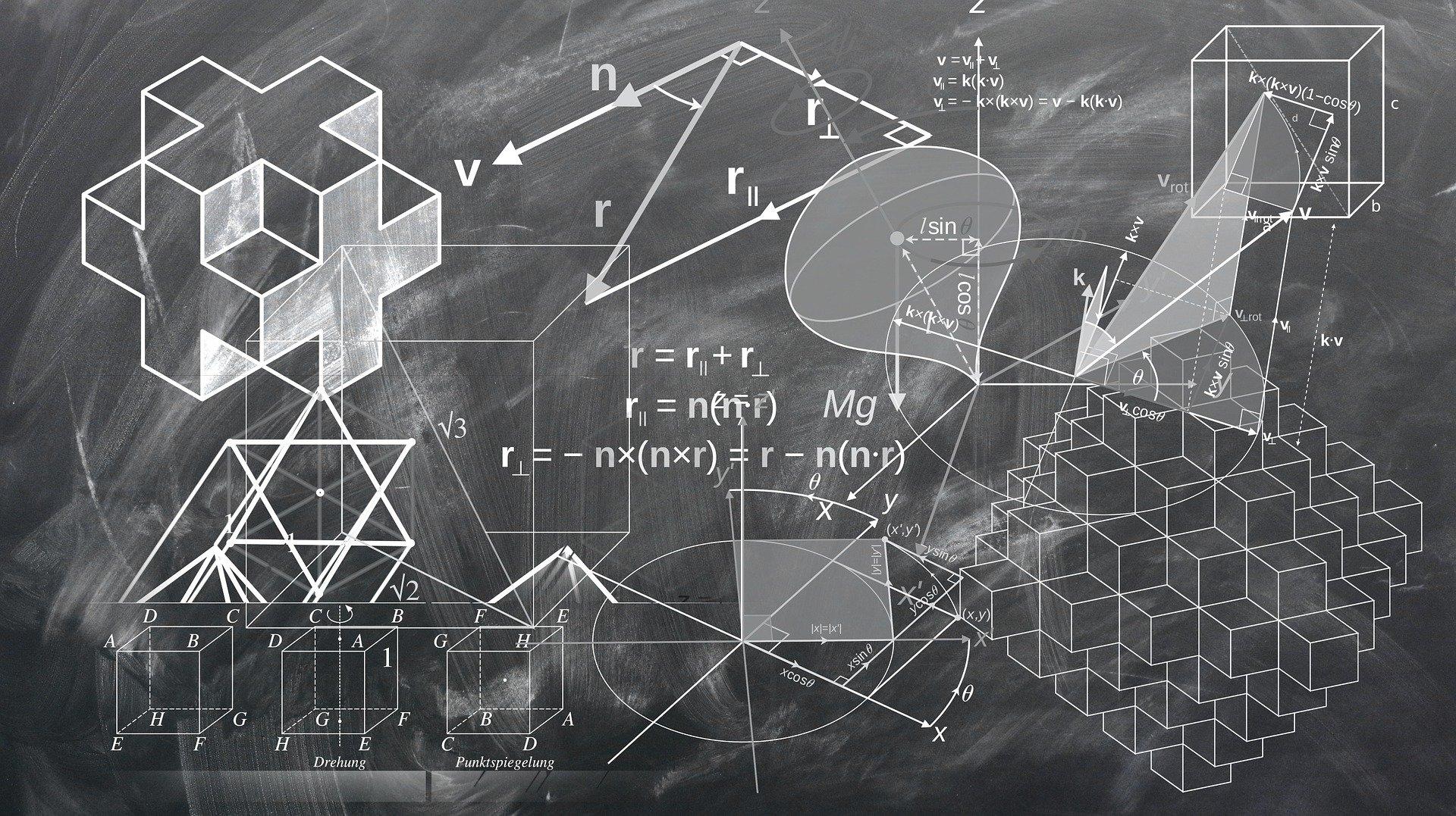 'Hey Mathematics – you are my weak point!'